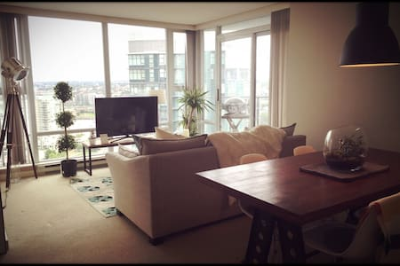 Waterfront Yaletown/FalseCreek Home - Vancouver - Byt