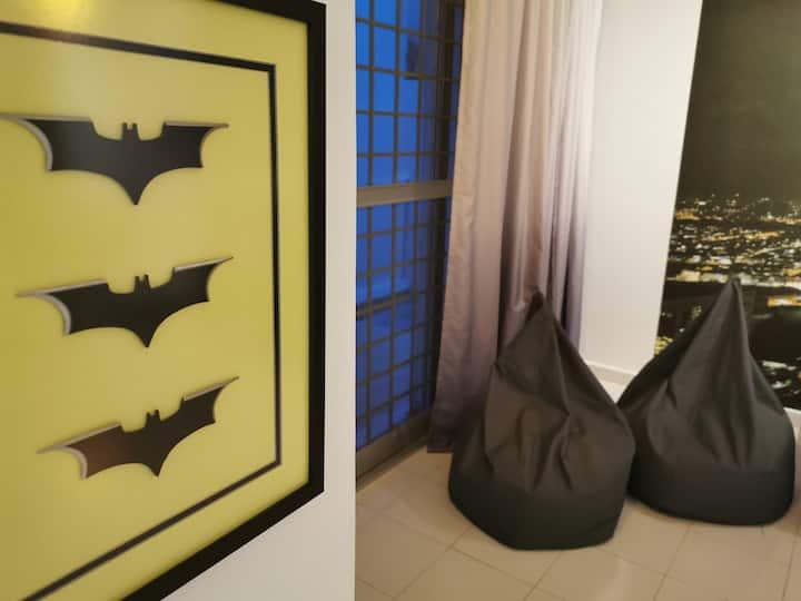 Batman's Cave @ Selesa Hillhomes