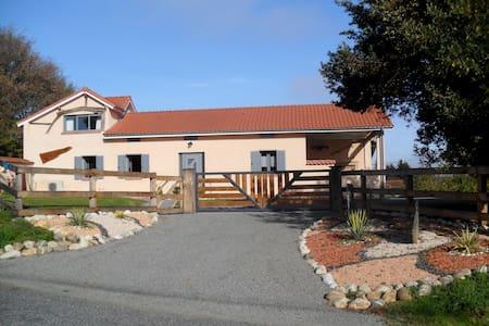 Gite 6 personnes aux portes de la Gascogne - SOREAC - Rumah