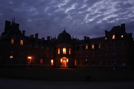 Appartement au Château de Rivaulde - Salbris - Castelo