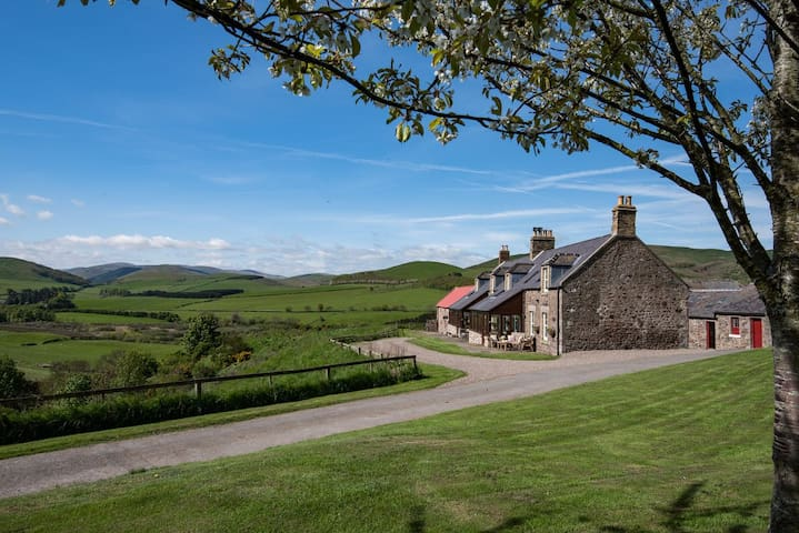 Bowmont Cottage - Wooler - Casa