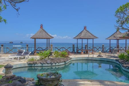 Ida Beach Villages, Cozy stay @Candidasa - Manggis
