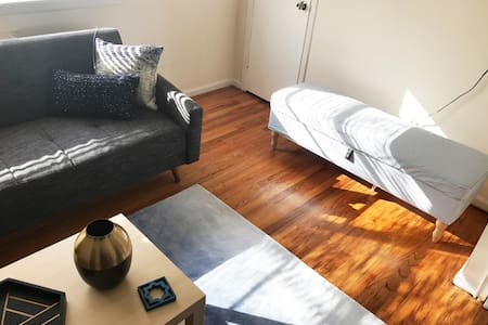 Relaxing Garden Apartment (15-20 min to NYC!) - Hackensack