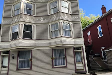 Character, Charm & Convenience Close to Downtown - Jim Thorpe - Casa