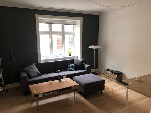 Private room in Østerbro