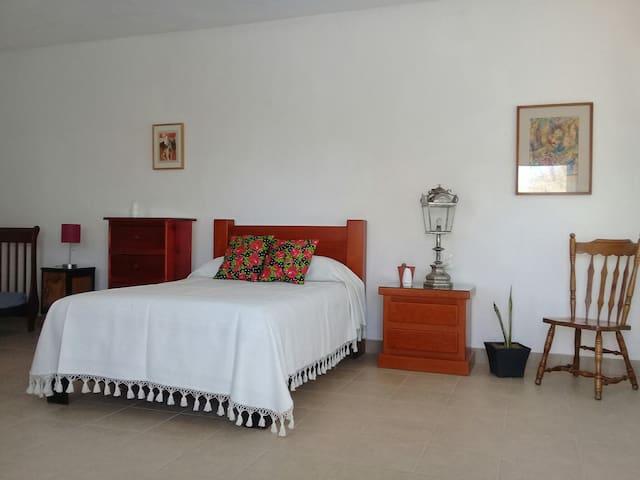 Habitaciones confortables y cálidas 1.