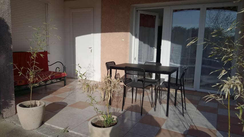 Sun house - Carcassonne - Apartment