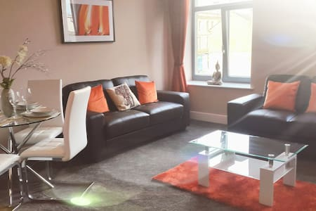 Character Apartment Close to Town and Country - Macclesfield