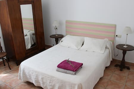 Historical apartment St James Way - Navarrete