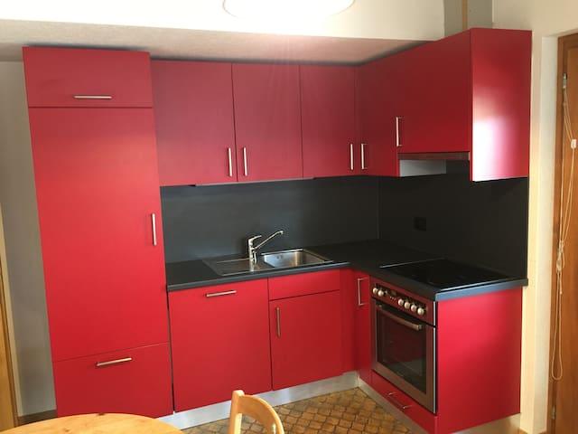 Appartement au centre de Vercorin - Vercorin - Apartment