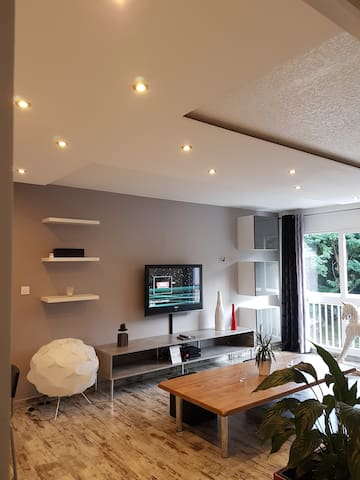 Appartement T3 Cosy & Moderne proche de Grenoble