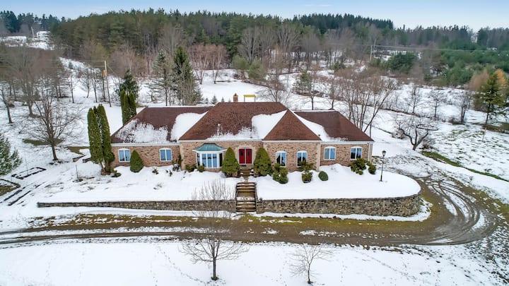 Ashford Villa near Ellicottville