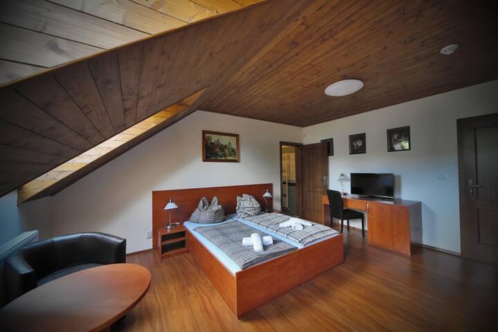 Penzion Šejby s domácí atmosférou - CZ - Bed & Breakfast