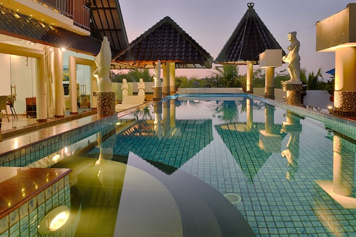 Villa Kayu Putih Bali - Pool & Sunset view Lux #6