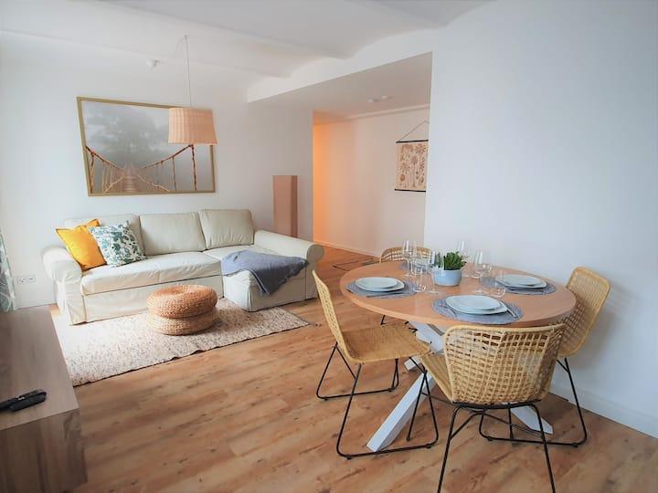 Tropisches Apartment im Herzen Senftenbergs