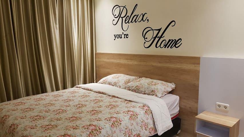 kamar 1 dengan AC