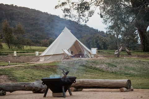 Mansfield Glamping - Luxury glamping experiences
