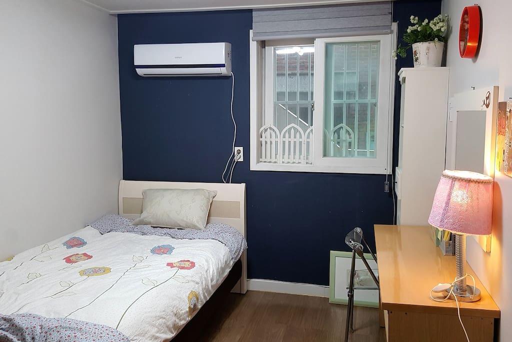 Cozy&clean single room