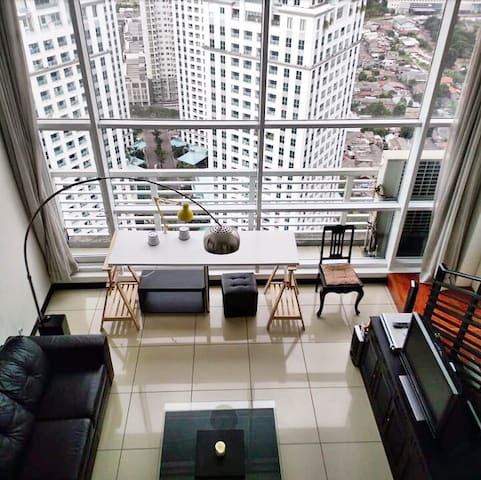 Heritage Loft Living at CBD Jakarta near MRT