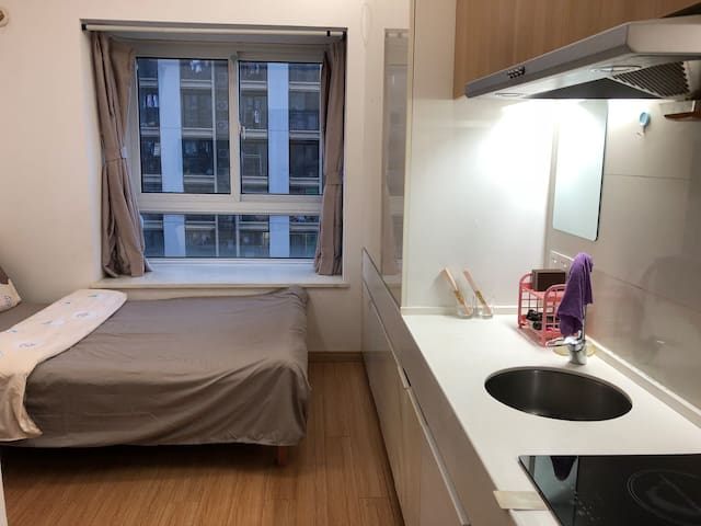 【万乐居舍】毗邻交通大学师范大学的精装修公寓9