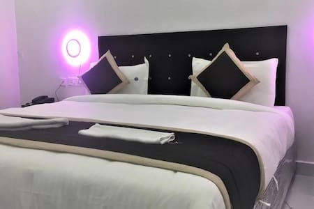 Hotel Stay - Deluxe Stay Near P&M Mall