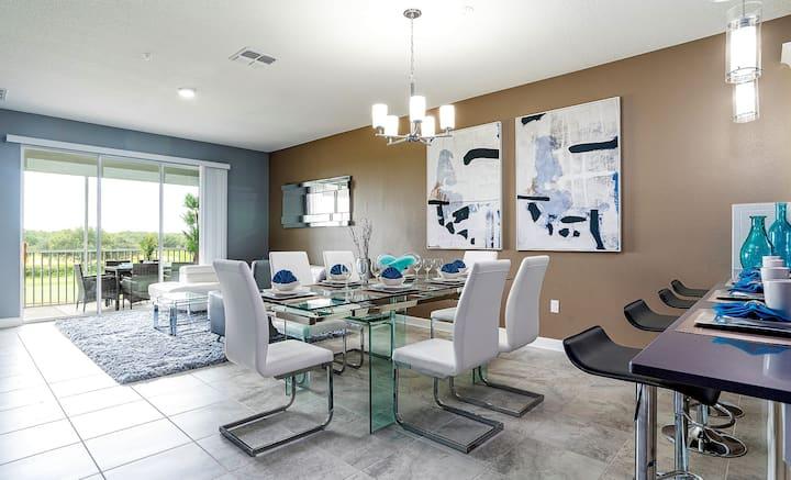 Luxury 3 Bedroom Home at ChampionsGate Golf Resort