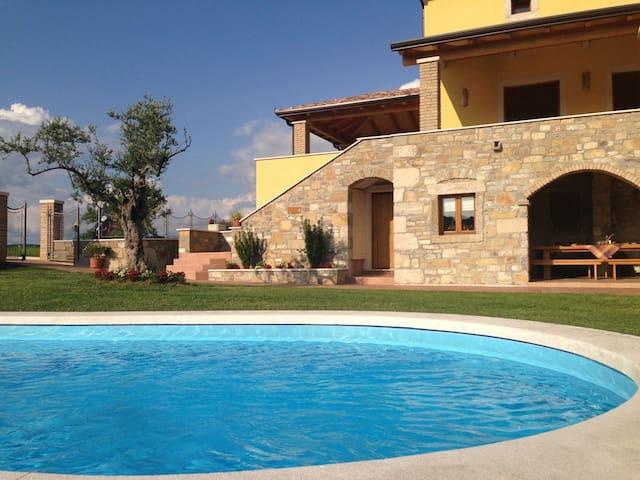 Luxury Villa Bacula **** - Grdoselo - Vila
