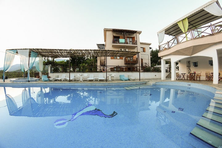 Seralis Hotel - Double Room Mountain View