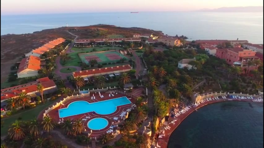Isola Piana, Rent apartment,  Holidays Sardinia