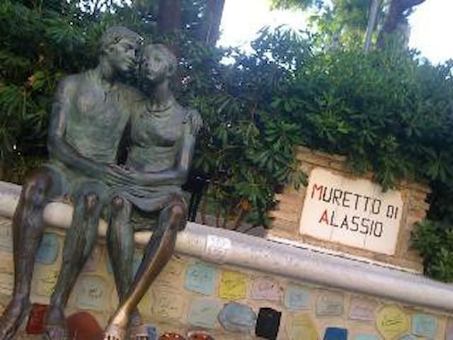 muretto di Alassio 8 km