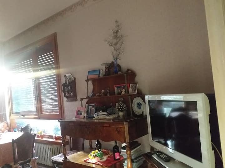 Appartamento completo di tutto.Ampio,ben suddiviso