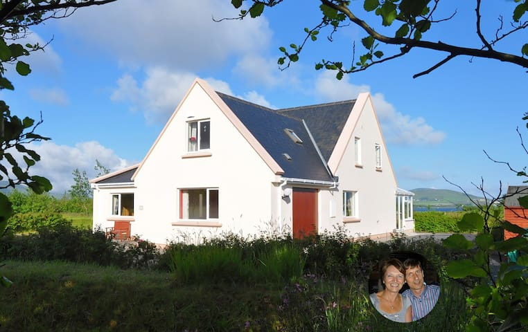 Cute Country Cottage Cosy Room - Cahersiveen - Huis