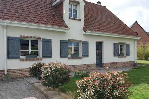 Beautiful and large house in the heart of audomarois