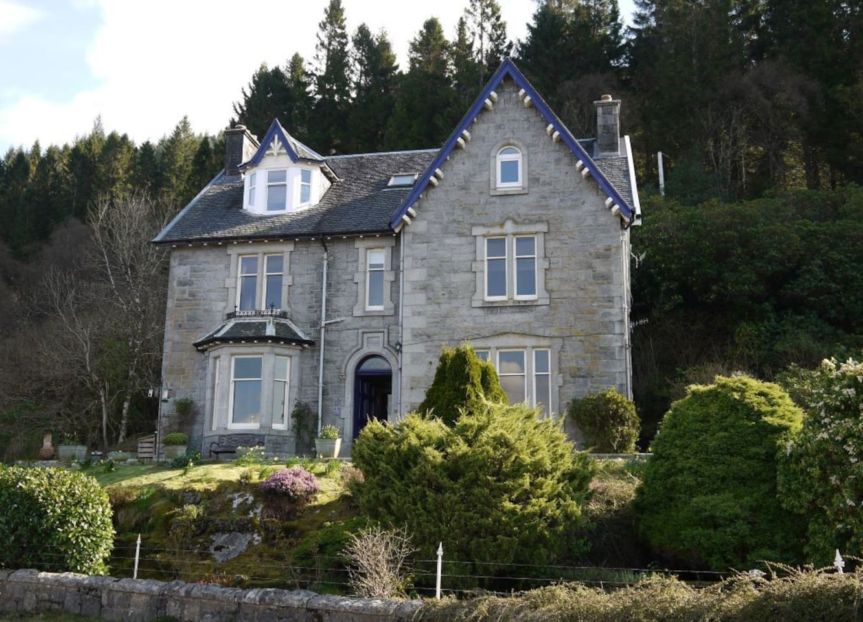 Craiglinnhe House 4* Visit Scotland Guest House