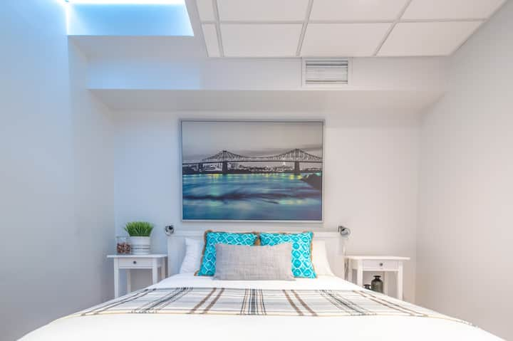 Corky loft with skylight at Downtown Central