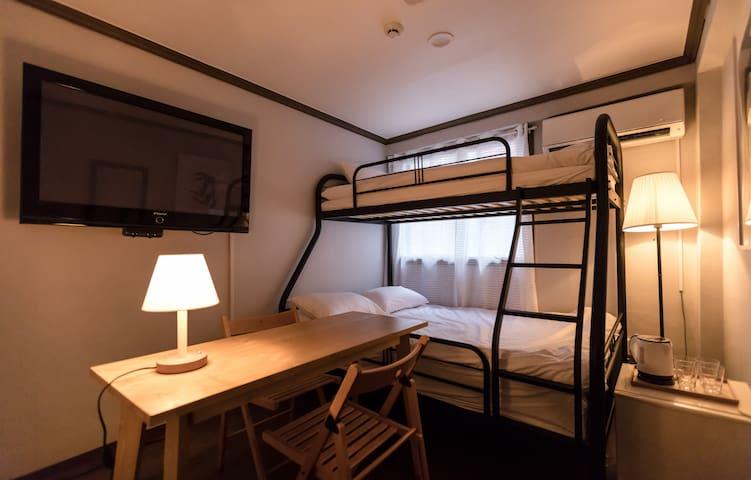 S2 Ewha cozy & vintage stay,