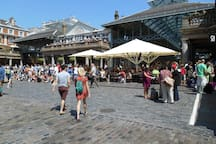 Covent Garden Piazza and Market