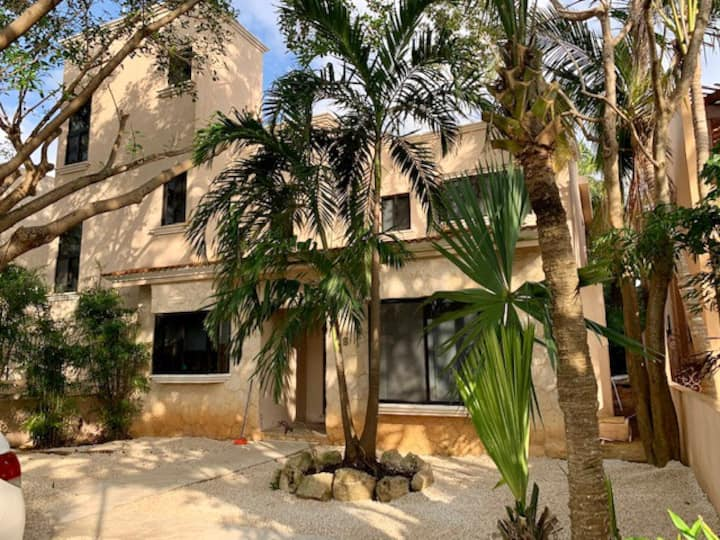 Private House, Pool, Roof Lounge, Private Cenote,