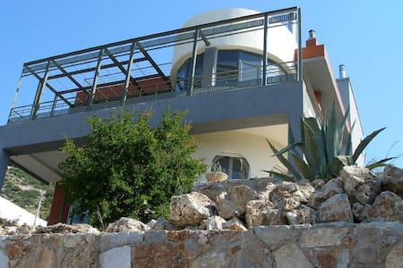 Villa MoonRay-Sea'n city Holidays - Marathonas - Villa