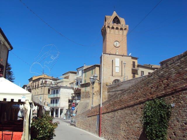 Borgo D'Abruzzo - Tortoreto - Lejlighed