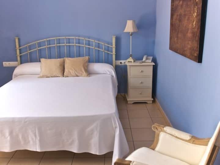 Double room-Private Bathroom-With Patio