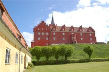 Oplev naturen, Taffeldækkerhuset ved Tranekær Slot