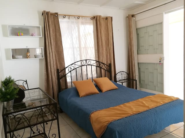 Private Room 5-10 m from the SJO airport #2 - Alajuela - Huis