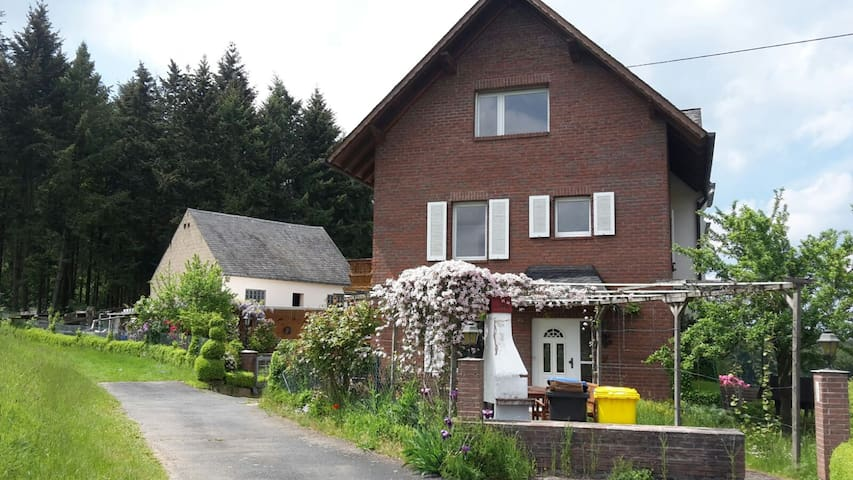 Holiday Apartment for 8 People - Dogs are welcome - Oberwies - Huoneisto