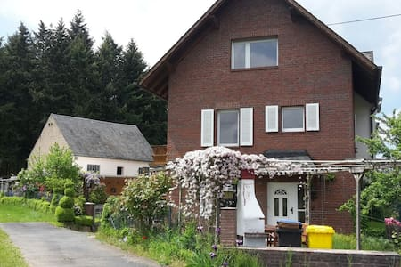 Holiday Apartment for 8 People - Dogs are welcome - Oberwies
