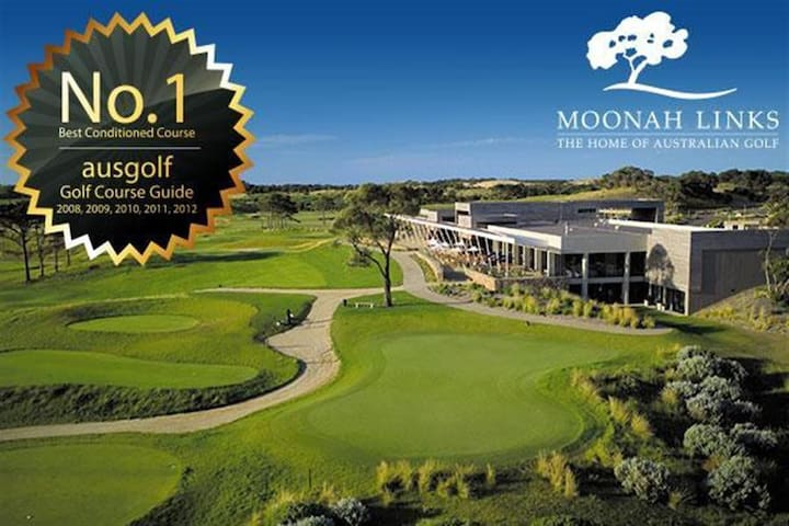 Moonah Links Golf Course