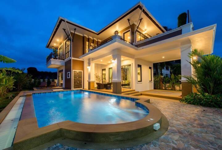 Aonang VIP Pool Villa