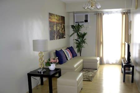 Cozy & Homey Avida Towers Alabang ! - Muntinlupa - Wohnung