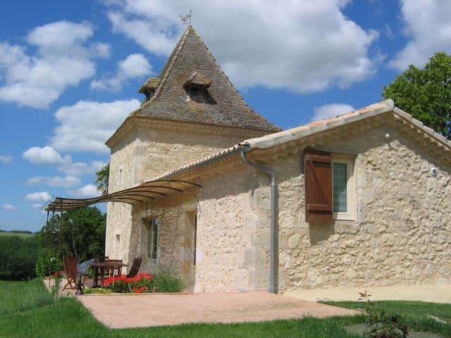 Gîte du Pigeonnier en Gascogne Gersoise