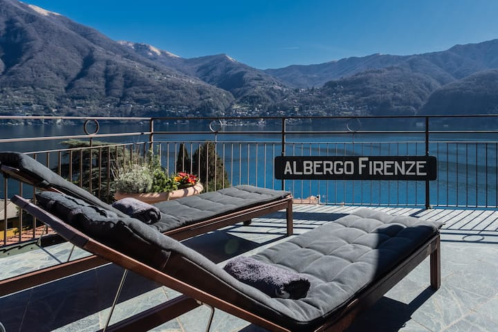 THE TERRACE YOU CAN DREAM ABOUT